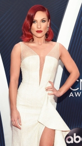Sharna Burgess Not Returning Dancing With The Stars