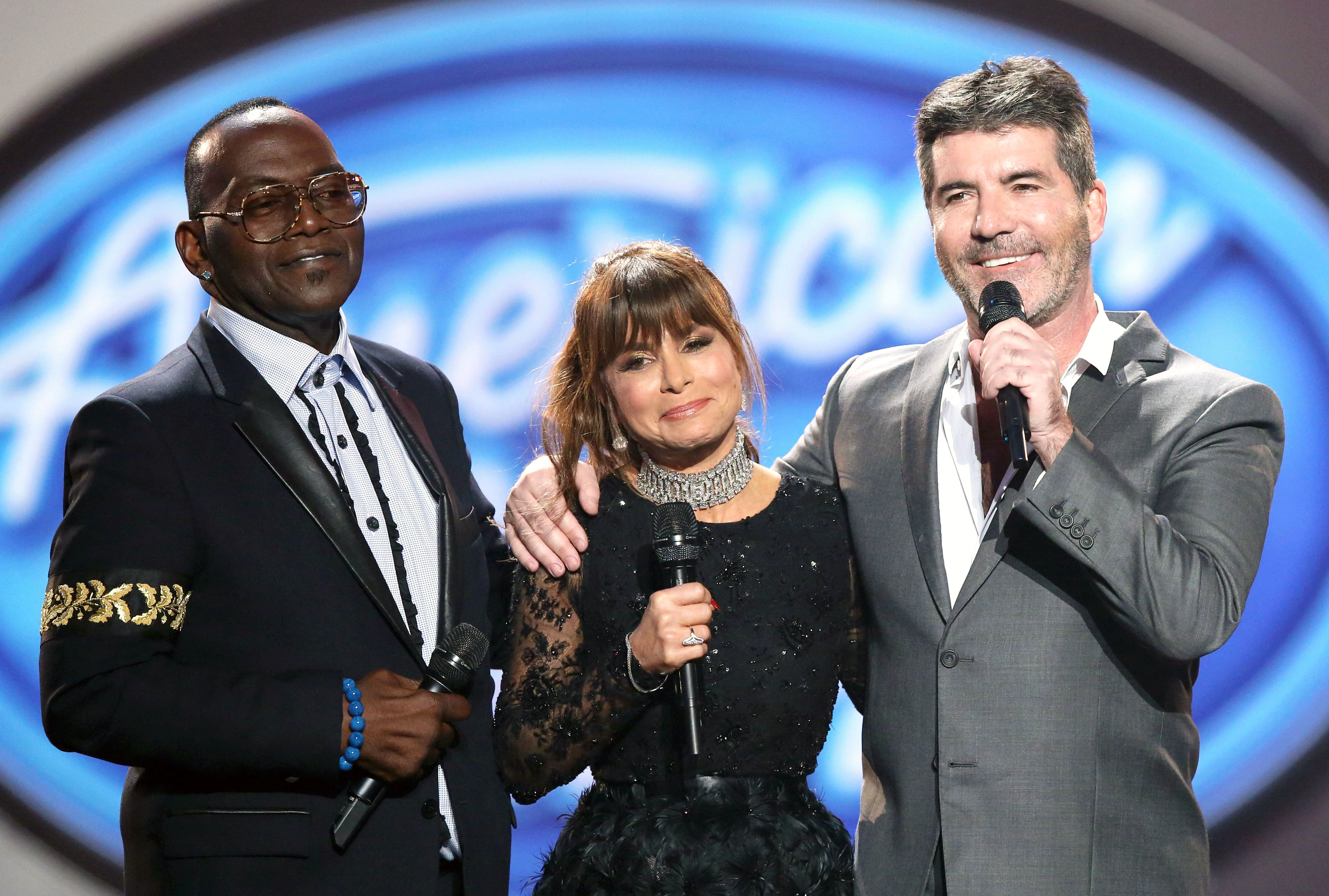 Image result for paula abdul american idol