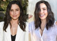 Sophia Bush Hair Change Lob