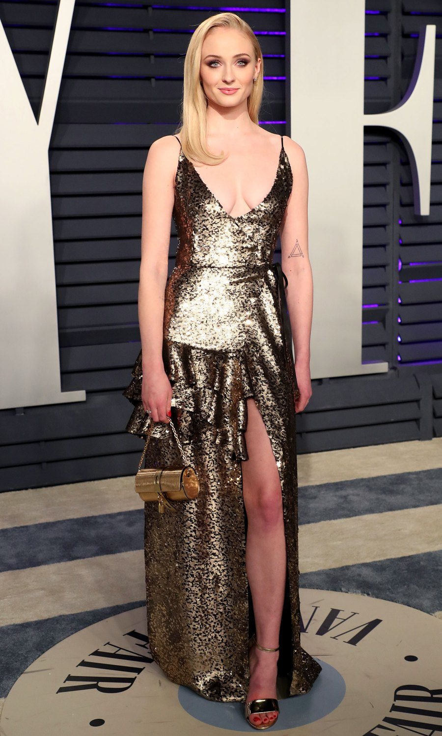 Sophie Turner Louis Vuitton February 24, 2019