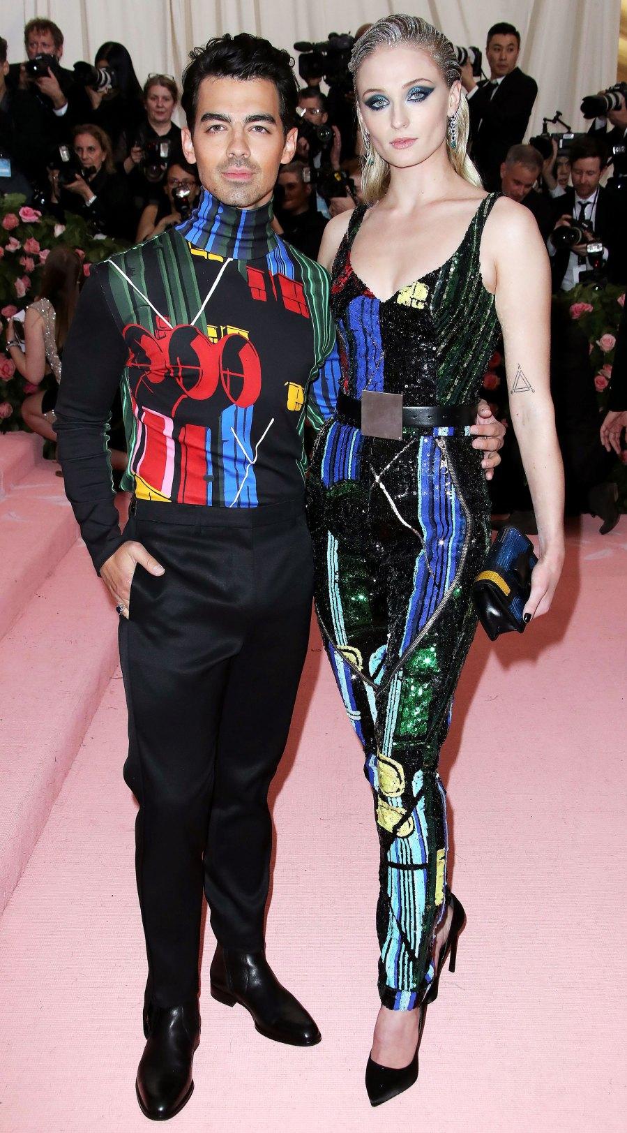 Sophie Turner Louis Vuitton May 6, 2019