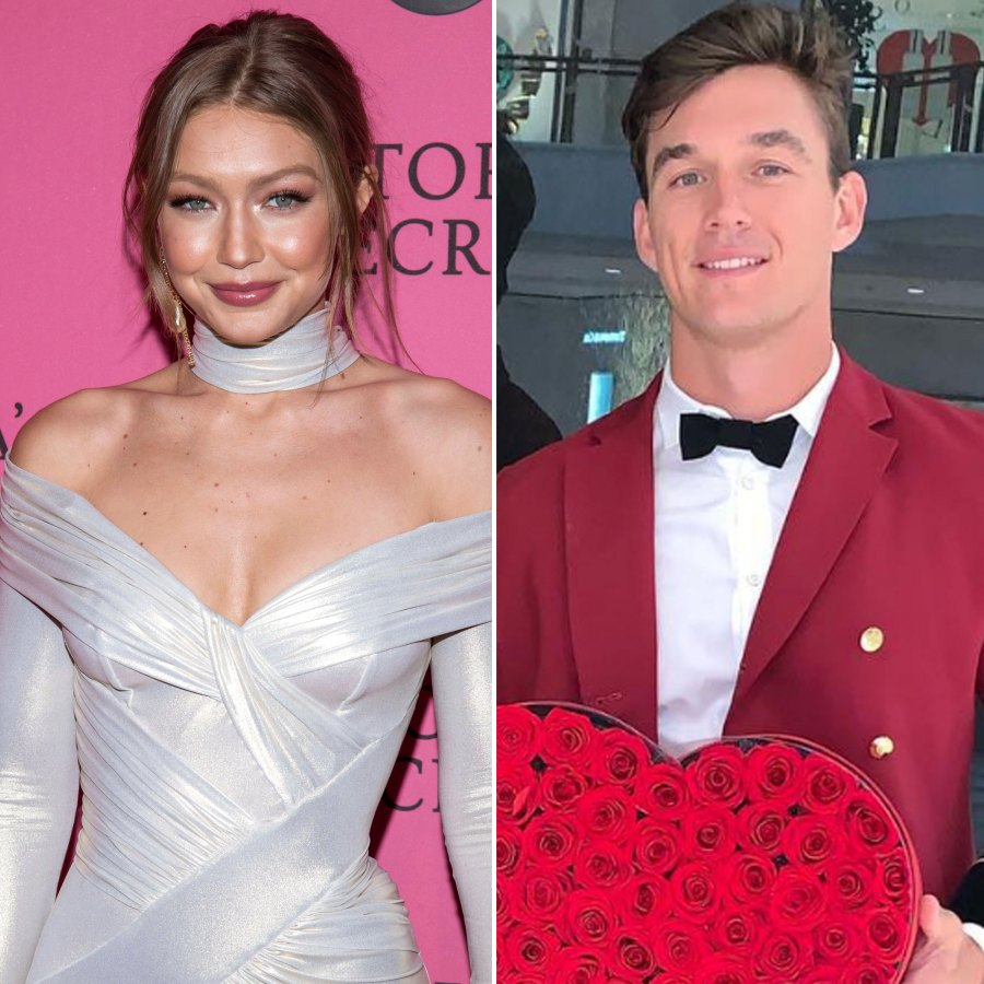 Stars Who Have Dated Bachelor Nation Tyler Cameron and Gigi Hadid