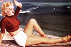 Sunscreen Hacks Marilyn Monroe