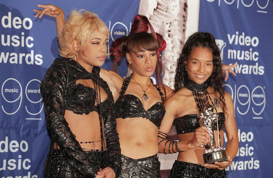 TLC MTV VMA 1999 MTV Video Music Awards Looked Like 20 Years Ago