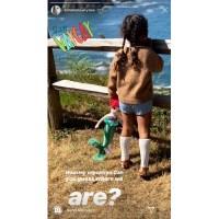 Tamera Mowry Daughter Ariah Summer Vacation