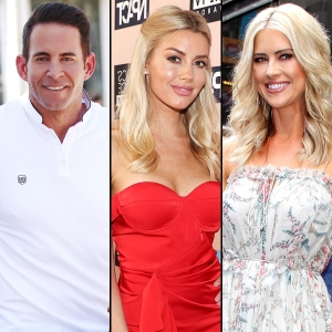 Tarek El Moussa GF Heather Rae Young Opens Up About Him Filming With His Ex