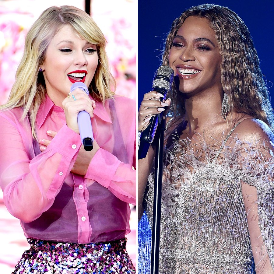 Taylor-Swift-Beyonce- Highest-Paid Female Singers forbes