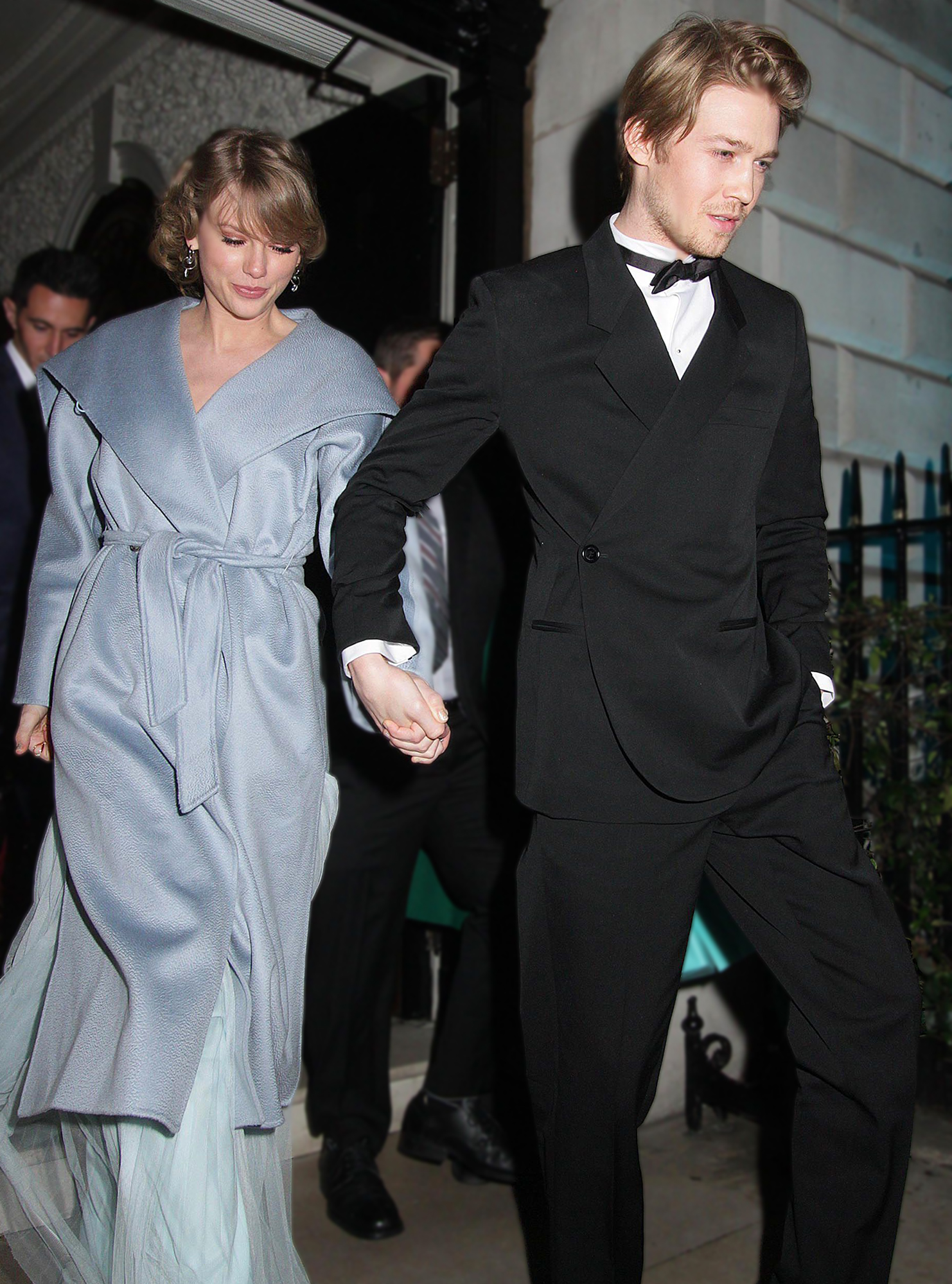 Taylor Swift Sparks Joe Alwyn Engagement Speculation