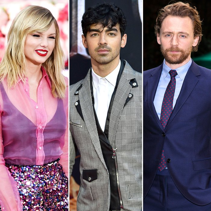 Letras de Taylor Swift sobre sus famosos ex Joe Jonas Tom Hiddleston