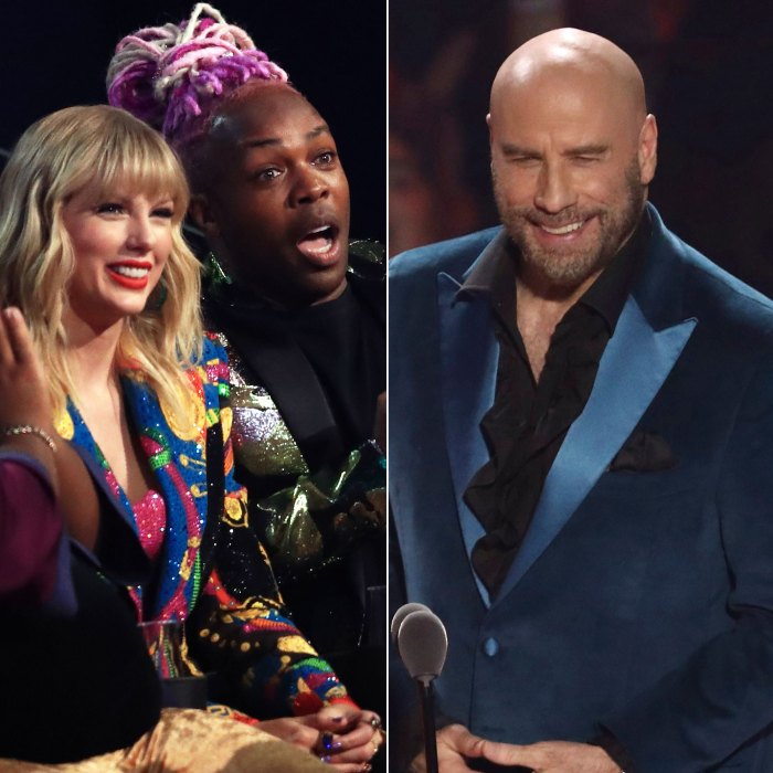 Taylor Swift Todrick Hall React John Travolta VMAs Mistake