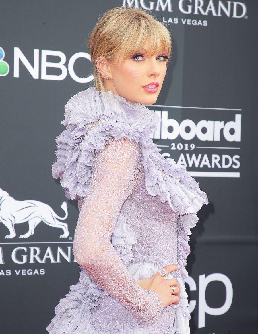Taylor Swift Billboard Awards May 1, 2019