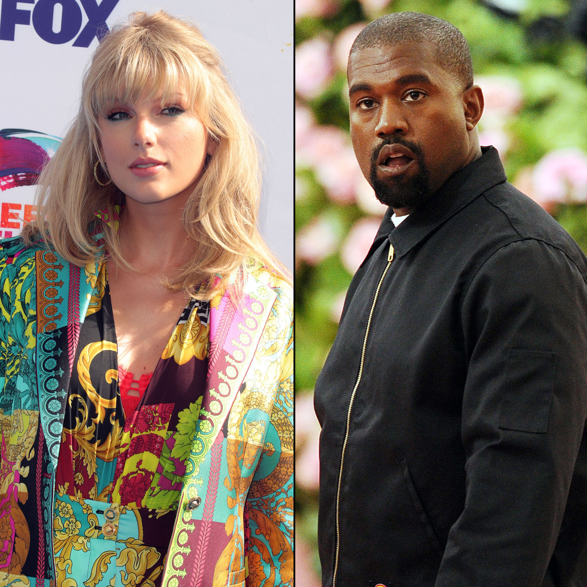 Taylor Swift Wrote About Kanye Crashing VMAs Stage in 2009 Diary Entry - Taylor Swift and Kanye West
