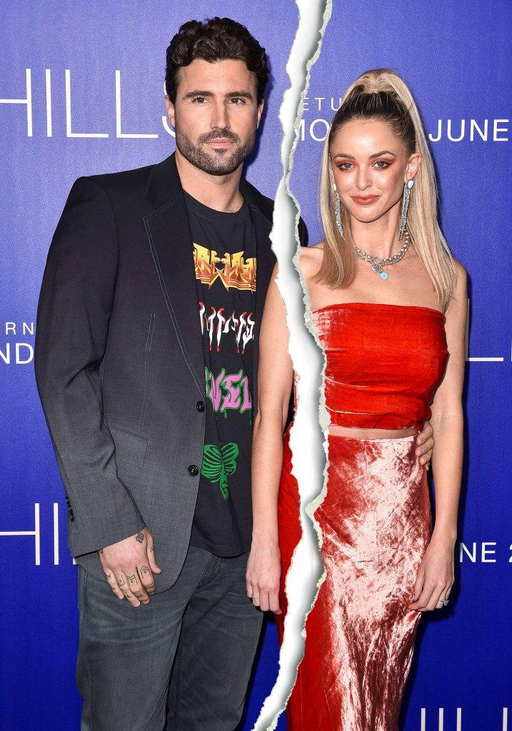 Brody Jenner Splits From Kaitlynn Carter