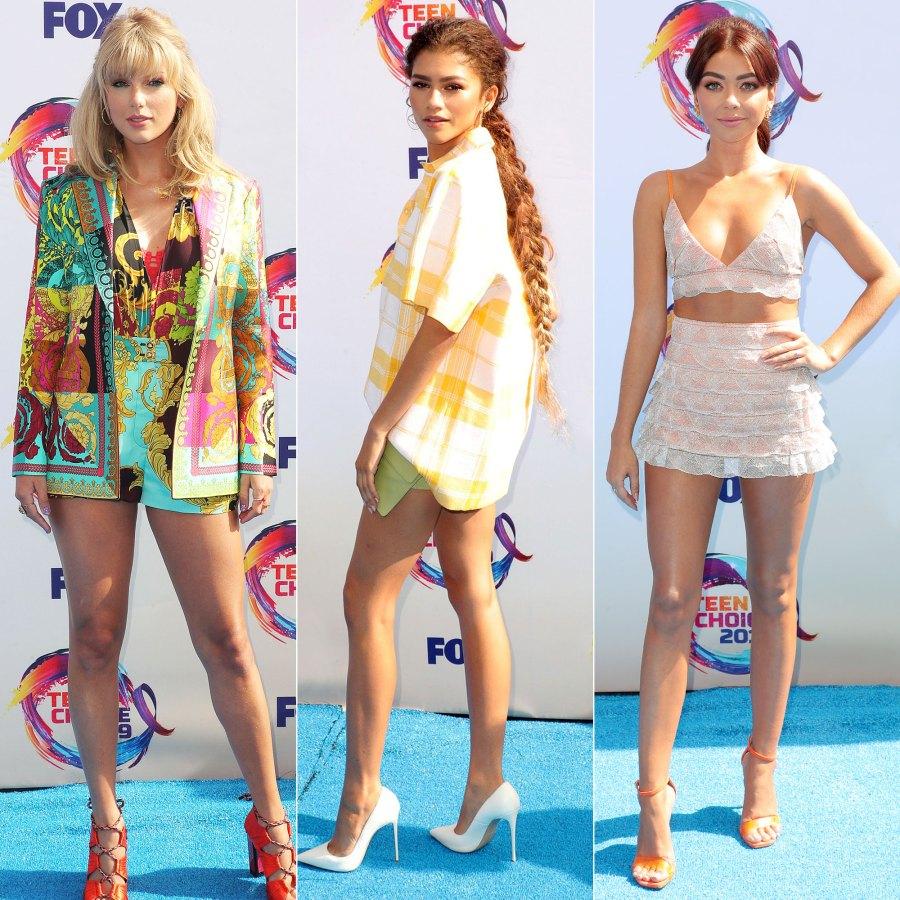 Teen Choice Awards 2019 Red Carpet
