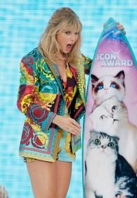Teen Choice Awards Inside Moments Taylor Swift