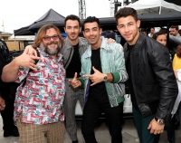 Teen Choice Awards Inside Moments Jonas Brothers Jack Black