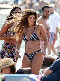 Teresa Giudice Shows Off Toned Body While Vacationing in Greece Amid Husband Joe's Deportation Drama: Pics!