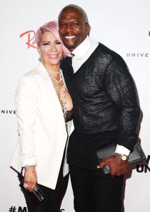 Terry Crews Reveals Secret 30-Year Marriage With Rebecca King