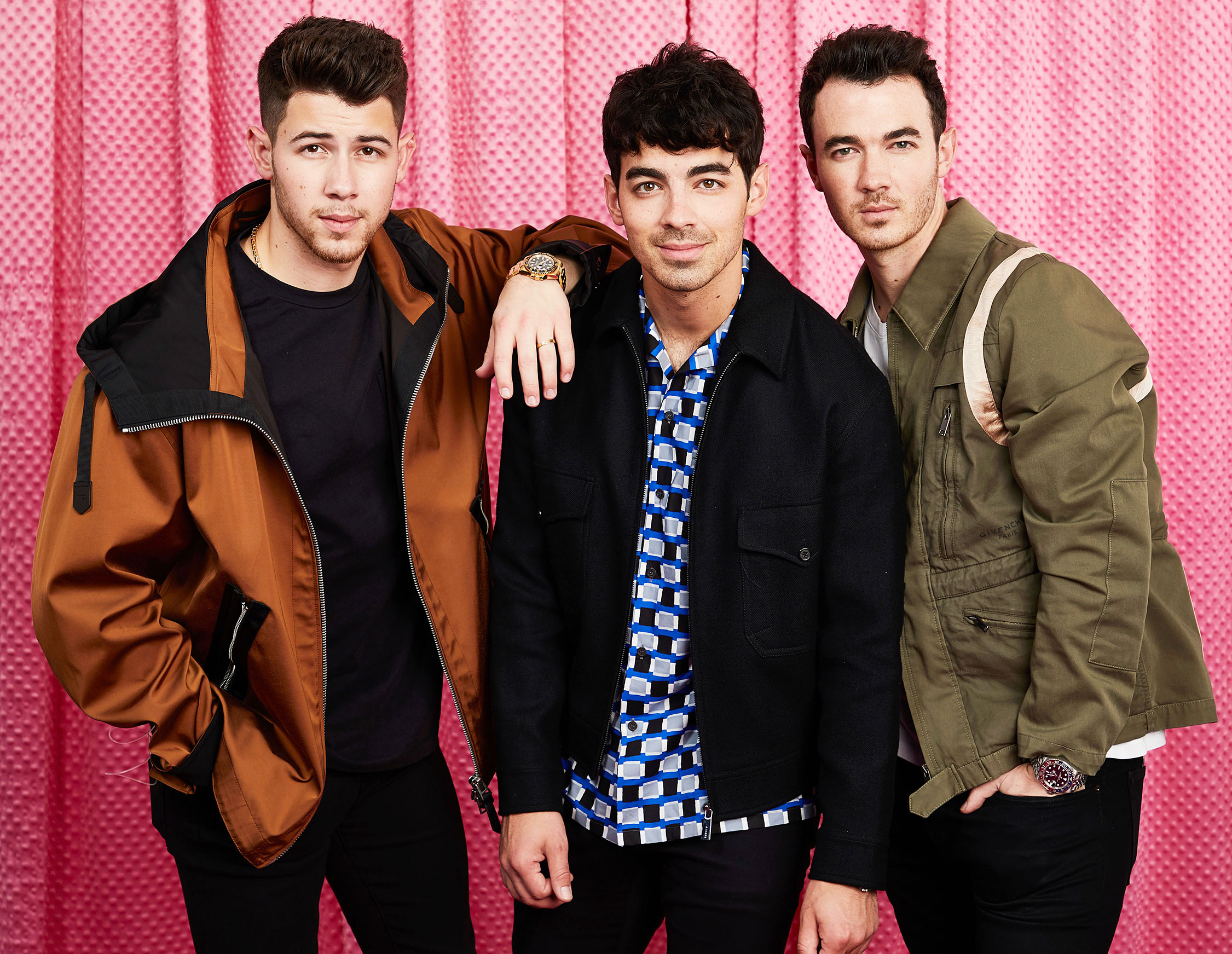 Jonas Brothers' Haircare Regimen and Grooming Secrets: More Info