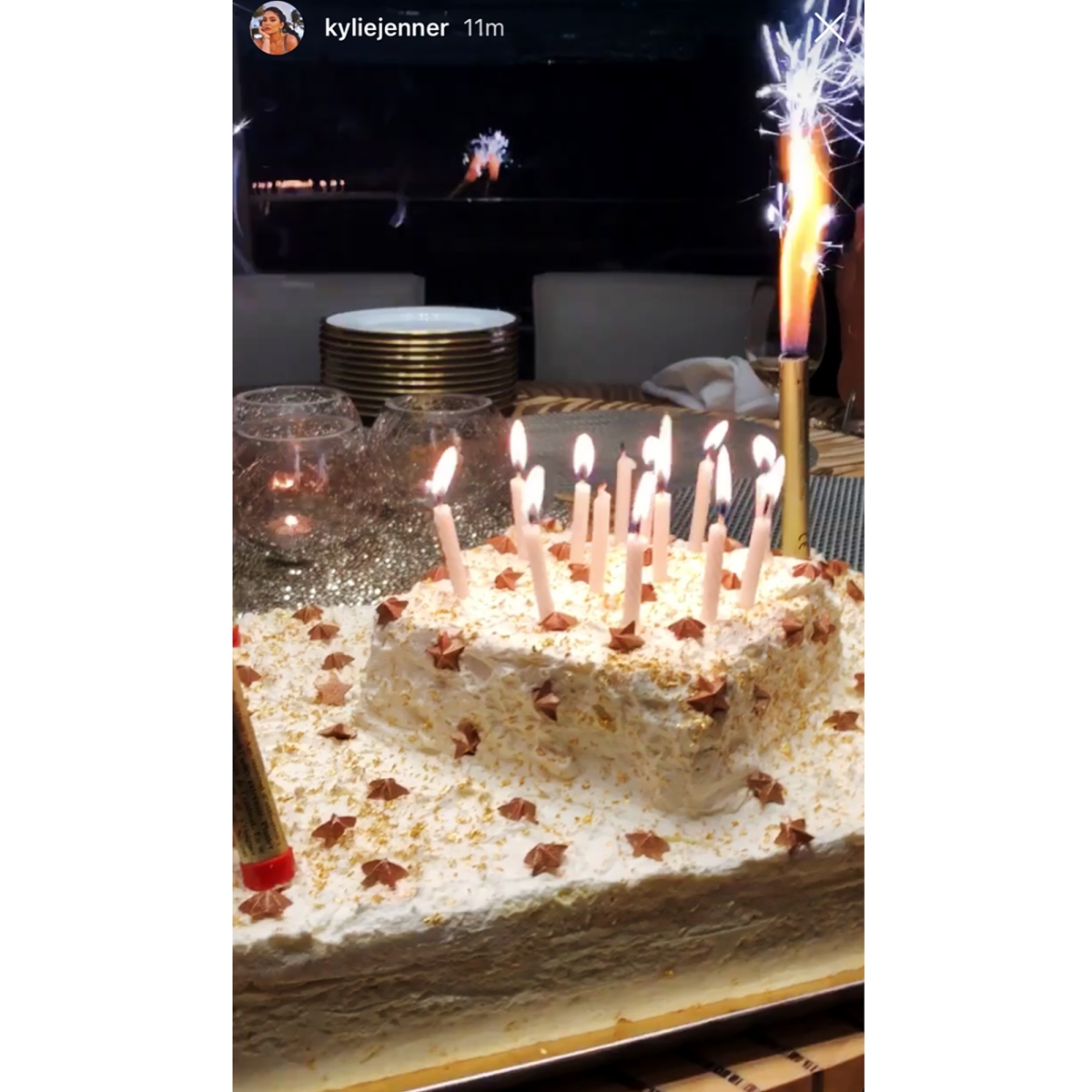 Surprising See The Kardashian Familys Best Cakes Photos Funny Birthday Cards Online Fluifree Goldxyz