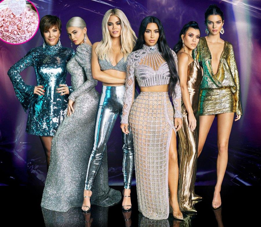 The Kardashian Family's Most Extravagant Cakes