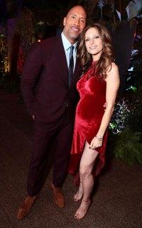Dwayne The Rock Johnson Lauren Hashian A Timeline of Their Relationship