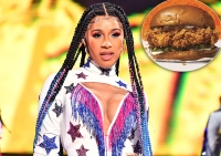These Celebs Got Popeyes Chicken Sandwich Before It Sold Out Cardi B