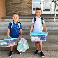 Tiffany Thornton Children Back To School