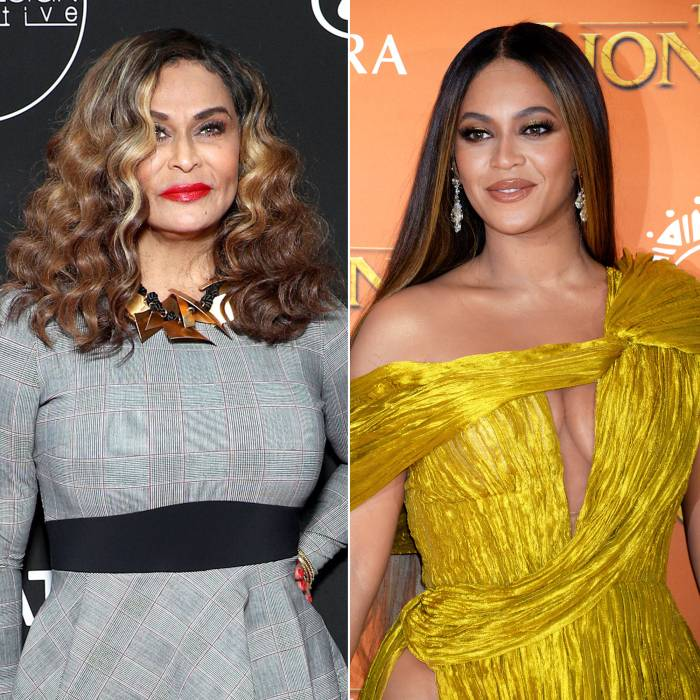 Tina Knowles Lawson Describes Beyonce Parenting Style