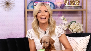 Tinsley Mortimer Dogs Fulfilling Motherly Needs