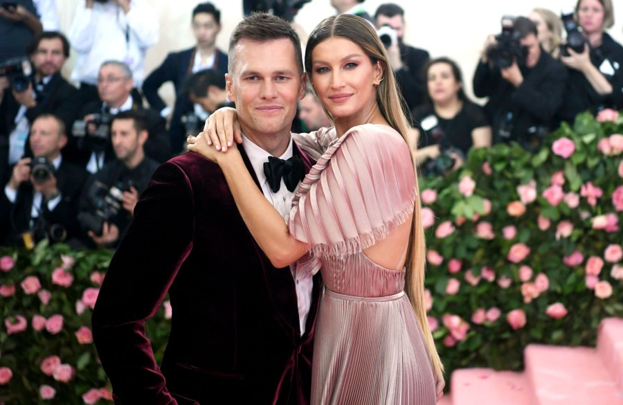 Tom Brady Gets Candid About Gisele Bündchen Relationship: 'Sometimes I Have to Hold on Hard'
