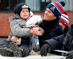 Tom Brady On Son Benjamin and Sports