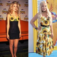 Tori Spelling BH90210 Then and Now
