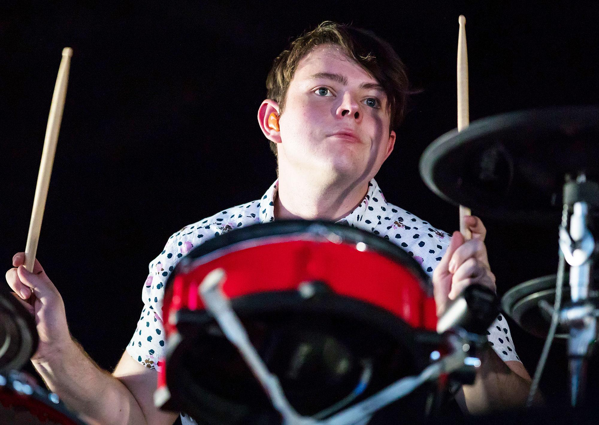 Travis Barker's Daughter Alabama Forgives Echosmith Drummer Graham Sierota for His DMs