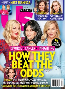 Us Weekly 3419 Cover 90210 Exclusive