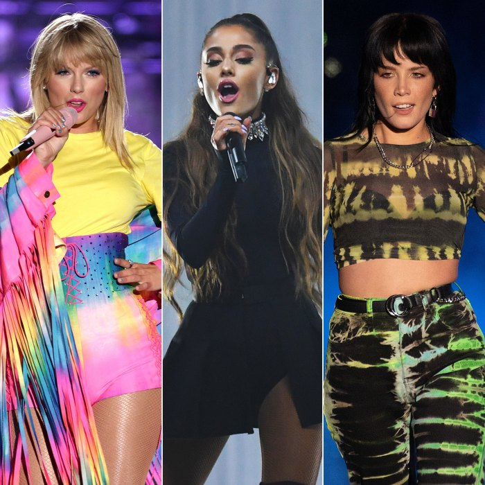 VMA Winners and Nominees Taylor Swift, Ariana Grande, Halsey