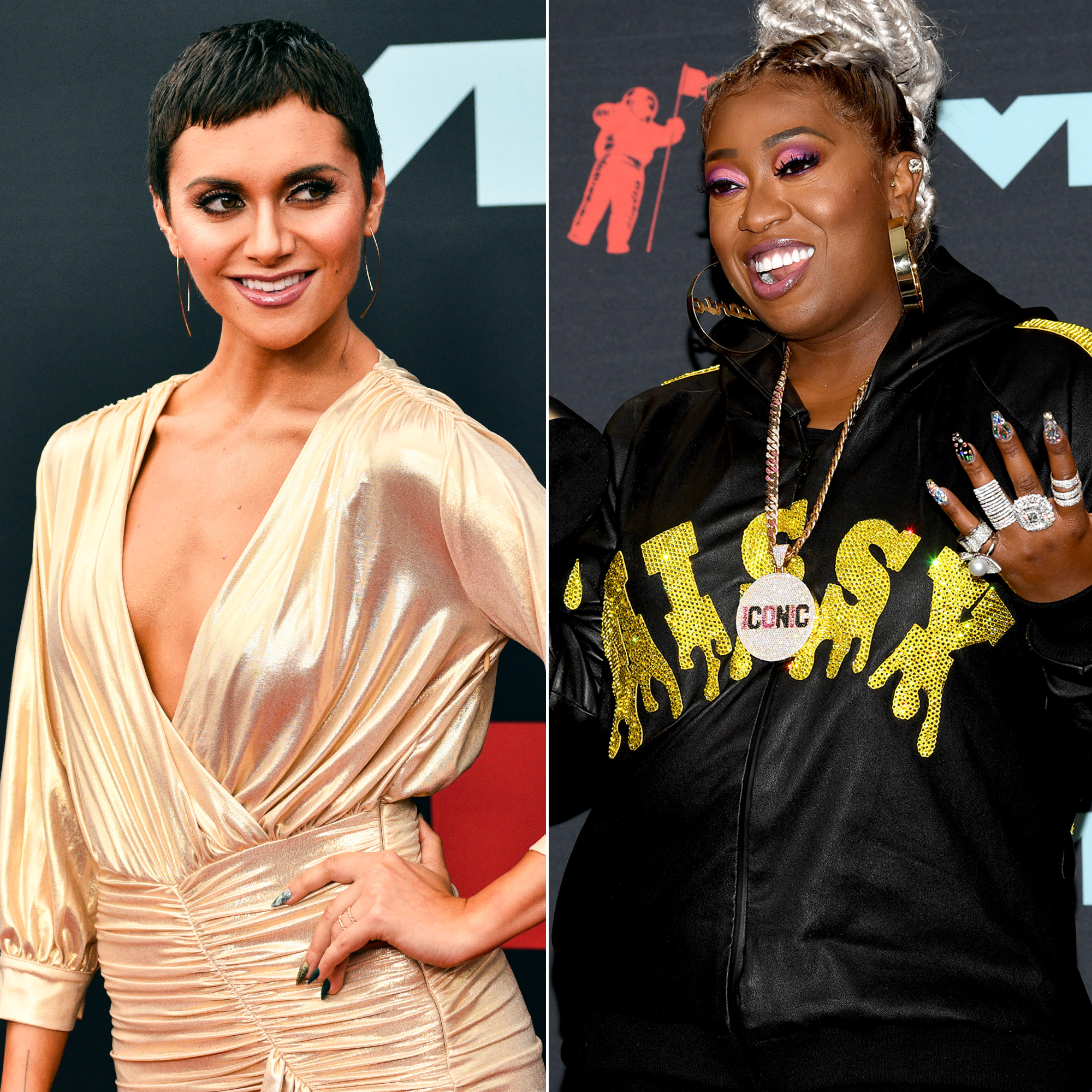 Vmas 2019 Alyson Stoner Reminisces About Working With Missy Elliott