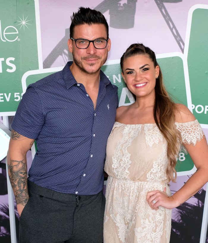 Vanderpump Rules' Brittany Cartwright Hits Back at Marriage Trouble Rumors After Jax Taylor Is Spotted Without Wedding Ring