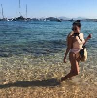 Vanessa Hudgens Bikini Instagram August 19, 2019