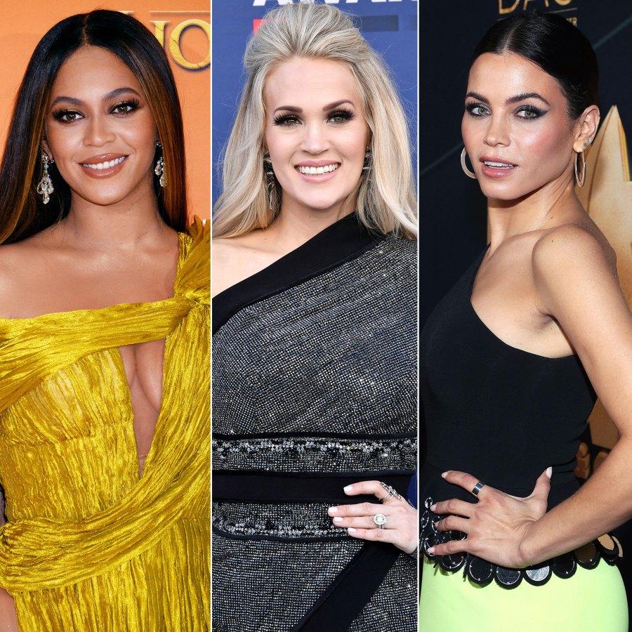 Vegan and Vegetarian Stars Share Favorites Beyonce Carrie Underwood Jenna Dewan