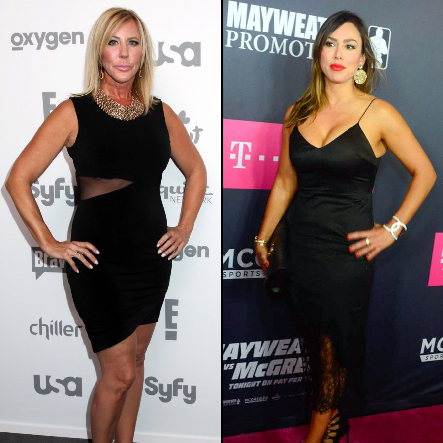 Vicki Gunvalson Slams Kelly Dodd, Calls Her an Arm Ornament