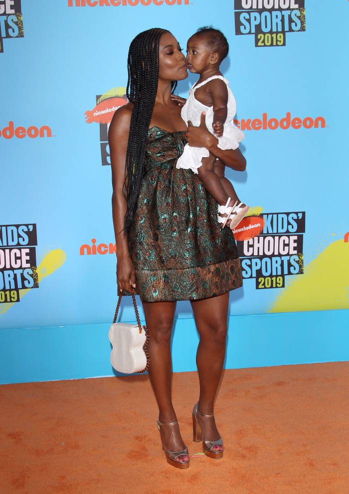 Why Gabrielle Union Wouldn't Want Her Daughter Kaavia to Compete on 'America's Got Talent'