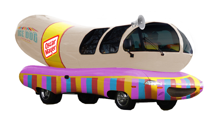 Wienermobile-Ice-Cream-Truck