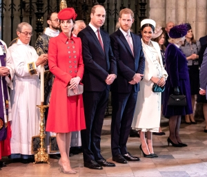 William and Kate Officially Delete Harry and Meghan From Royal Charity Name