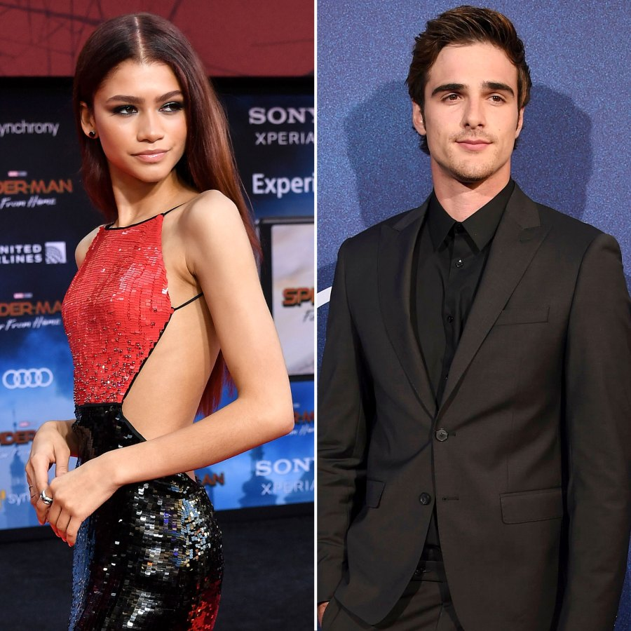 Zendaya Dating Her 'Euphoria' Costar Jacob Elordi