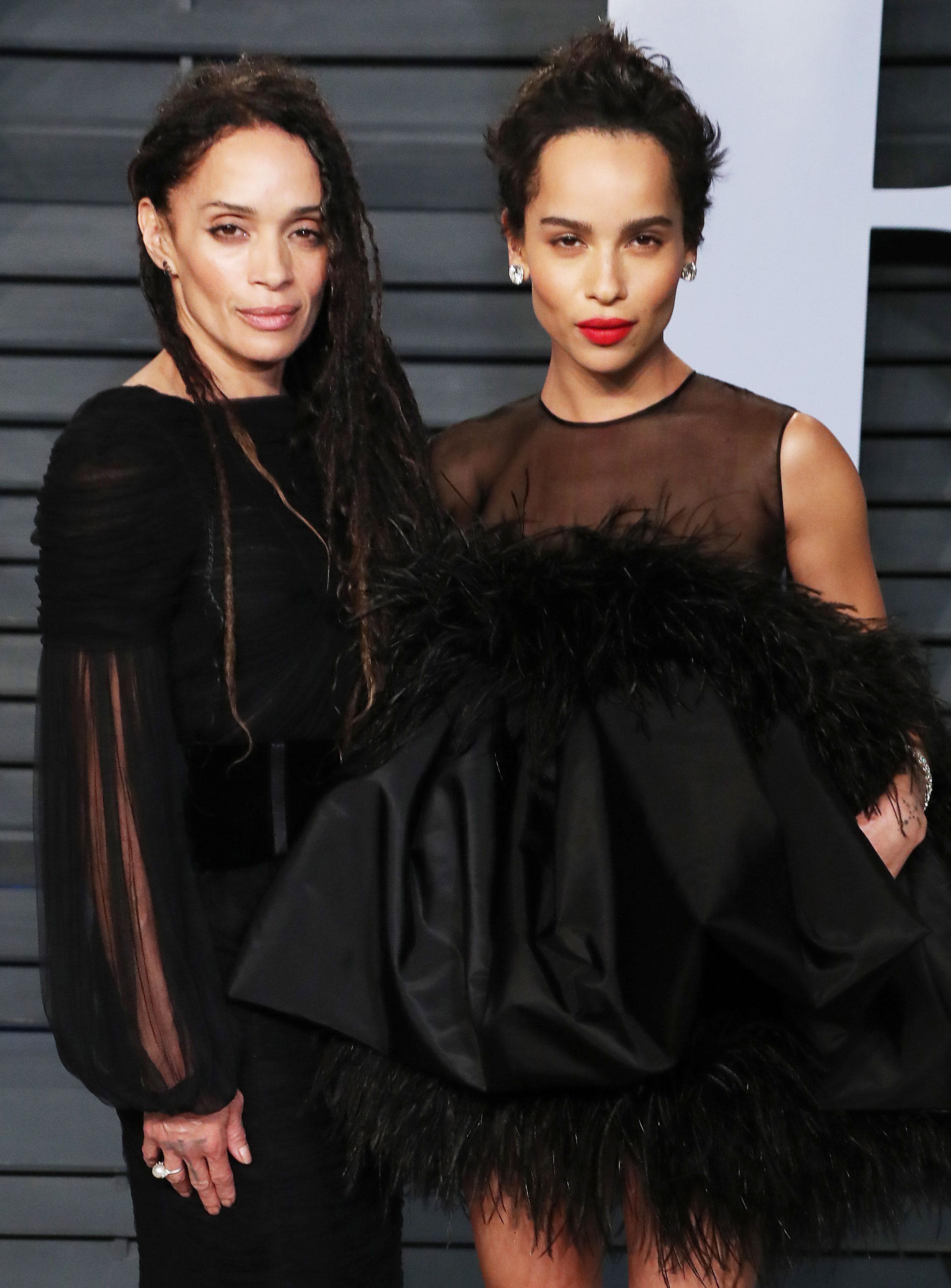 Zoe Kravitz Learned This Beauty Secret From Mom Lisa Bonet