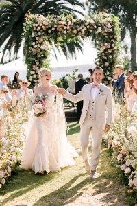 Matthew Bellamy Marries Model Elle Evans