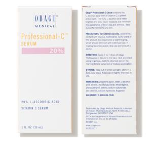 serum packaging