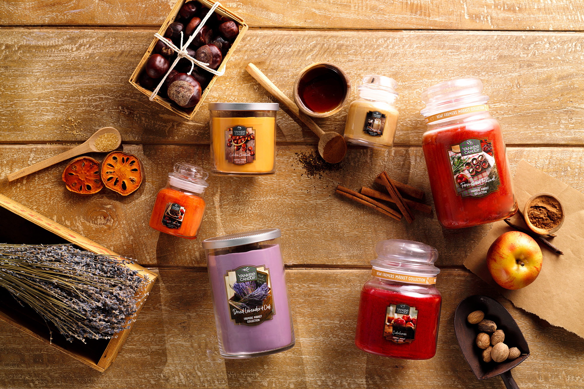 This Is Our Favorite Fall Scent in Yankee Candle's Latest
