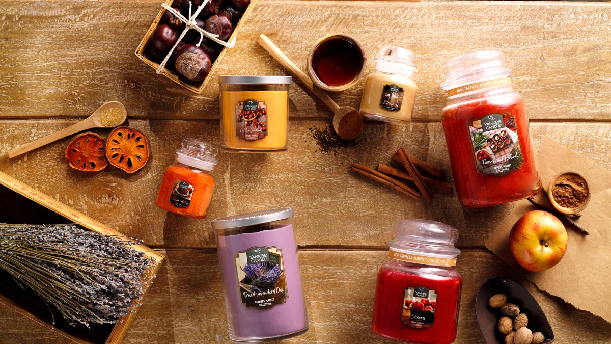 This Is Our Favorite Fall Scent in Yankee Candle's Latest Collection